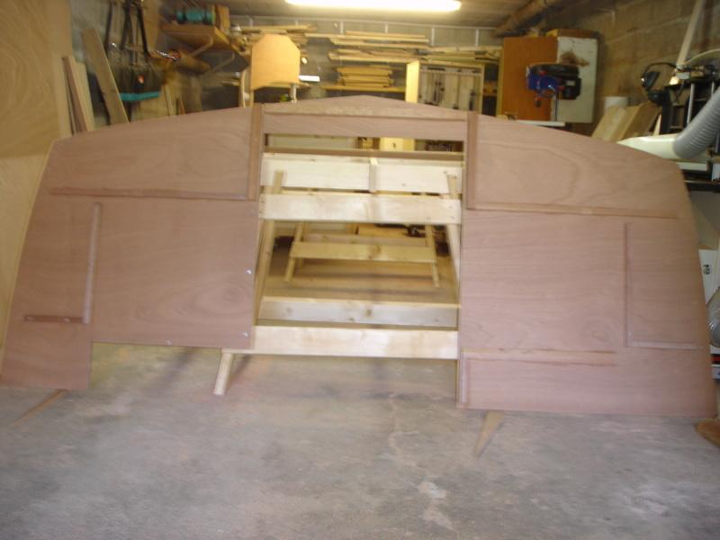 construction de Banjo 640 Dsc03315