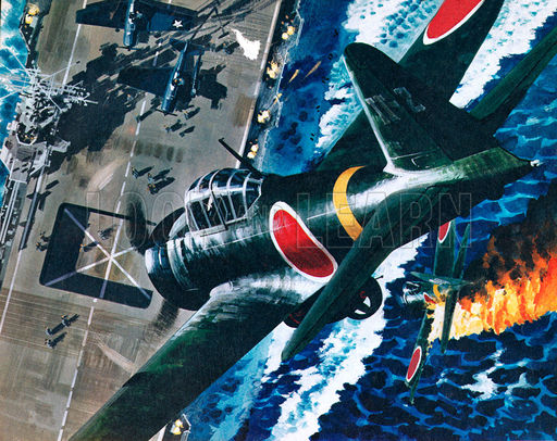 CR the fires of midway   Kido Butai ! B0015810
