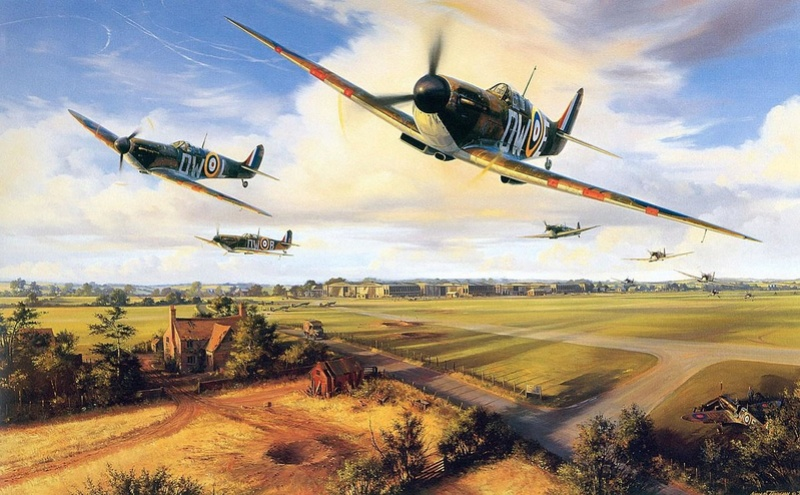 CR BRITAIN Stands alone  Battle29