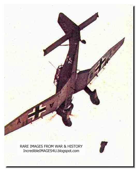 CR BRITAIN Stands alone  Ju-87-11