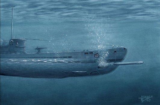 CR BRITAIN Stands alone  U-boot10