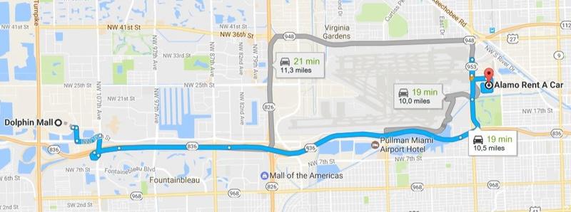 TR Honeymoon in Florida novembre 2016 (WDW-SW-DC-KSC-USF-NBA-Miami-Everglades-Keys) (dernière MàJ: 09/04/2017) Terminé - Page 10 Routev15