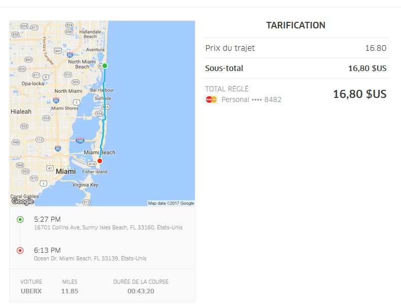 TR Honeymoon in Florida novembre 2016 (WDW-SW-DC-KSC-USF-NBA-Miami-Everglades-Keys) (dernière MàJ: 09/04/2017) Terminé - Page 9 Uber110