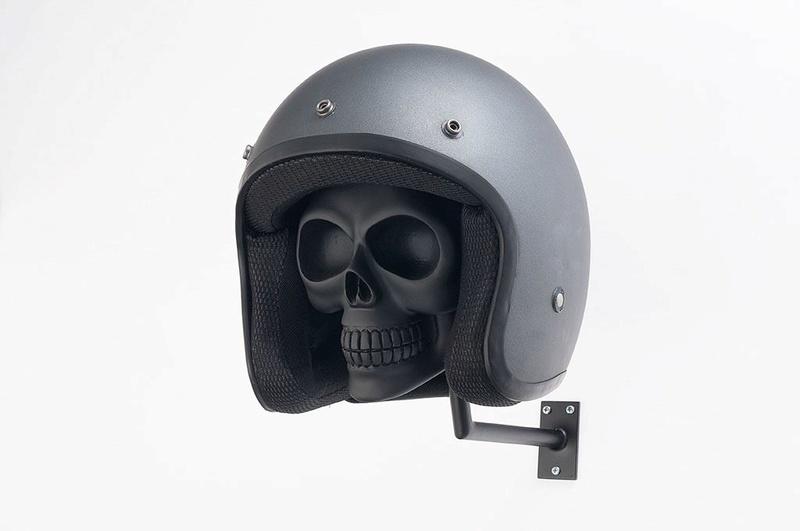 Support de casque Noir-m11