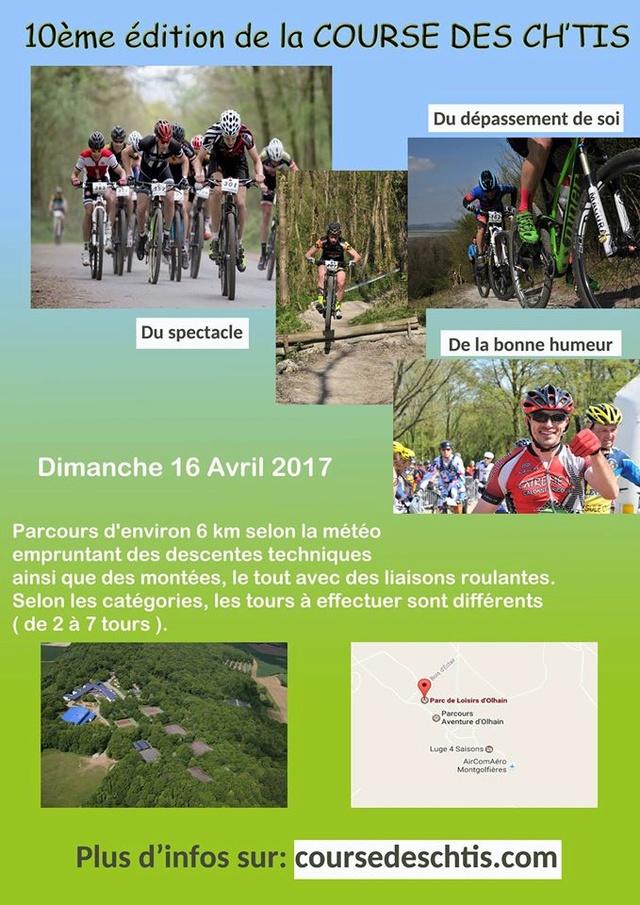 course vtt des ch'tis dimanche 16 avril 2017 17620110