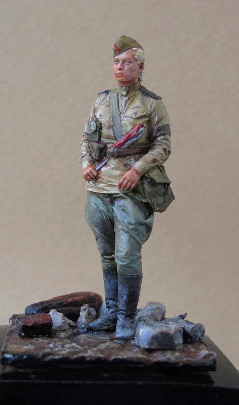 Soldate soviétique à Berlin , fin mai 1945 00310