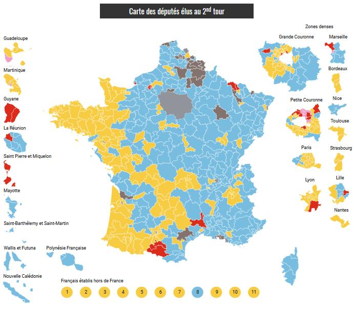 Macron, le chouchou des médias et des banquiers...qui vous beurrent la raie 18194910