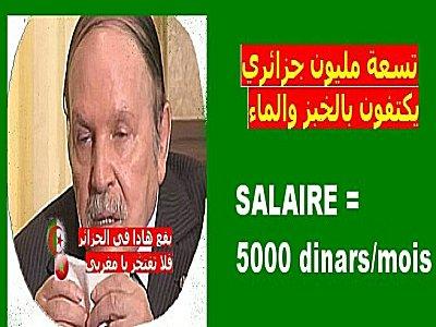 9 millions d'Algeriens vivent au pain nu ! تسعة مليون جزائري يكتفون بالخبز والماء Ff210