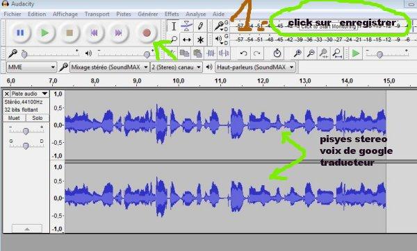 Enregistrez Google traducteur en Audio   ترجمة النص بواسطة جوجل وتسجيله كصوت Mimoun20