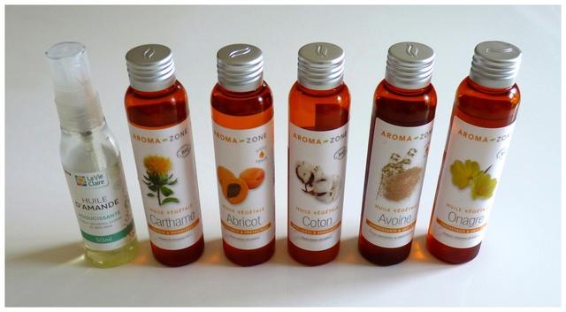 Rasage intégralement à l'huile : 6 huiles végétales au banc d'essai P1060213