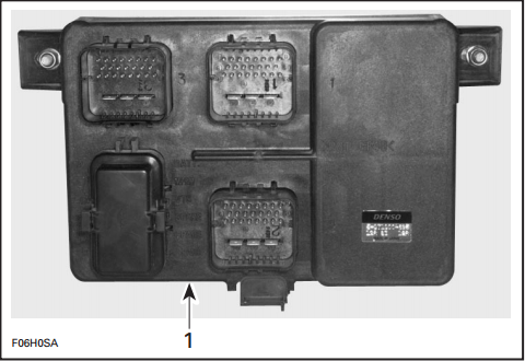brancher batterie a l'envers et plus rien ne fonctionne.  Captur10