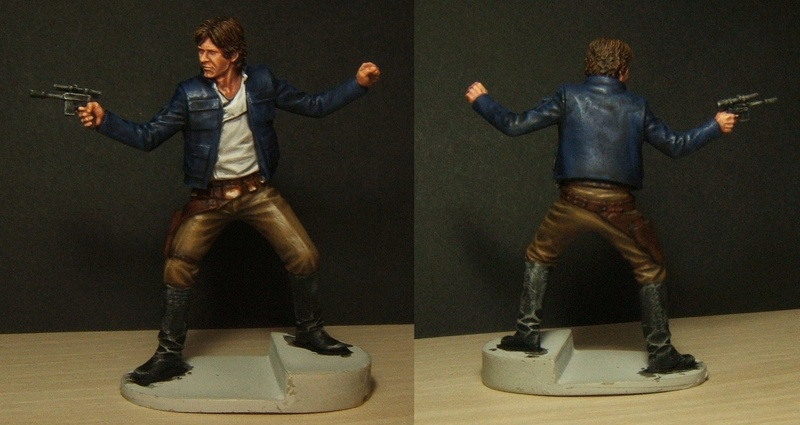 Han Solo, Knight Models Han_so12