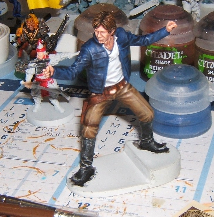Han Solo, Knight Models Han_so13