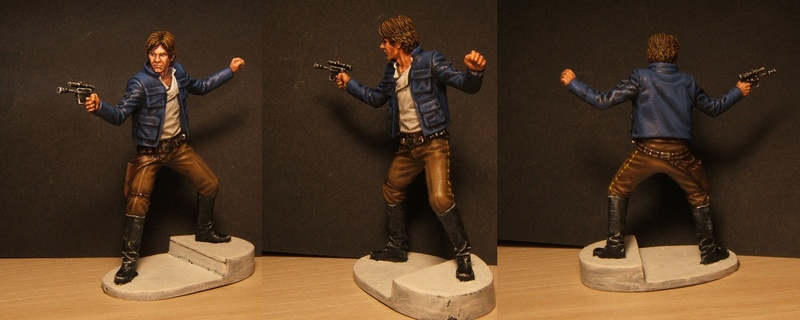 Han Solo, Knight Models Han_so14