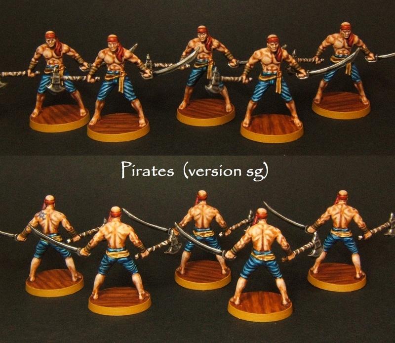 Ma version du Conan de Monolith - Page 2 Pirate11