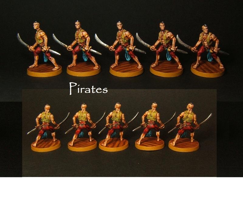 Ma version du Conan de Monolith - Page 2 Pirate13
