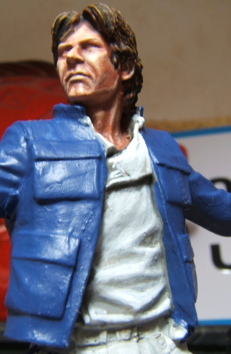 Han Solo, Knight Models Solode10