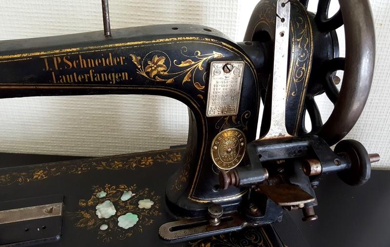 Une vieille Gritzner 38110