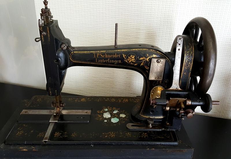 Une vieille Gritzner 642110