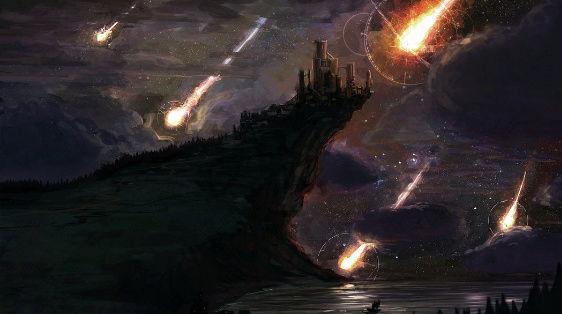La création de l'univers Mytyor10