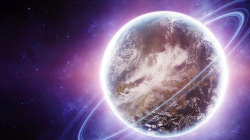 La création de l'univers Planyt10