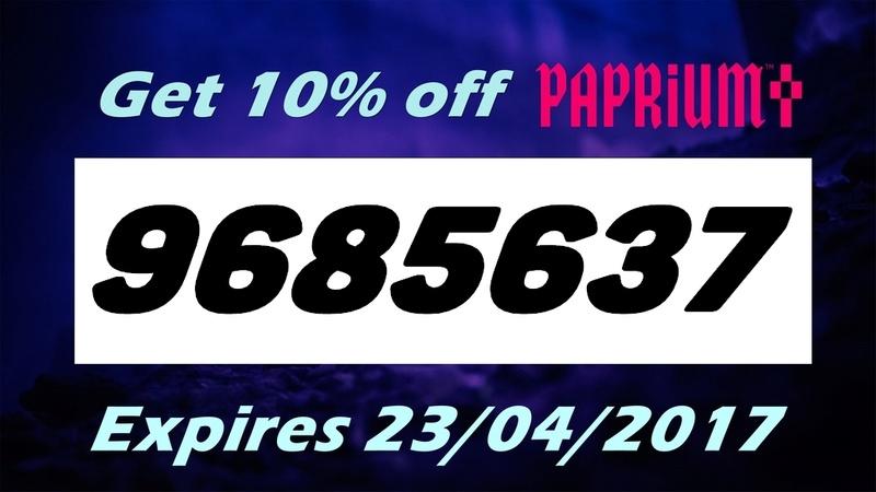 Topic Officiel Project Y - Paprium Code_c10