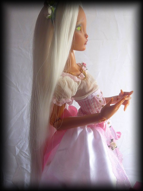 [Ellana&Lyse,Lillycat CD] Le jardin ( ellana pink tan )  510