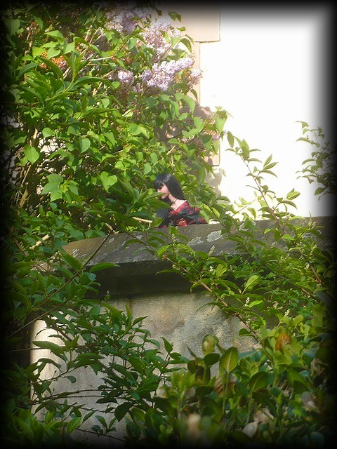 [Ellana&Lyse,Lillycat CD] Le jardin ( ellana pink tan )  P1120310