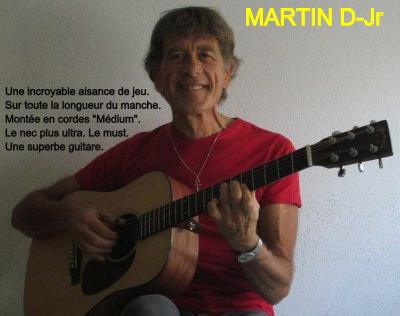 """Martin - Dreadnought """"Junior"""" - (D-Jr) - Avec Vidéos - Jo_gui10"""
