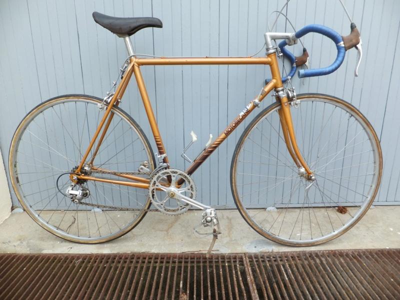 Motobécane doré en columbus 1978 Dscf8819