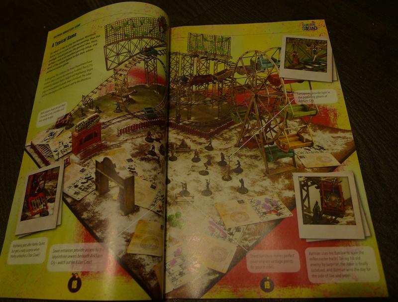 présentation - présentation du jeu batman miniature et Open box du Suicide Squad 310