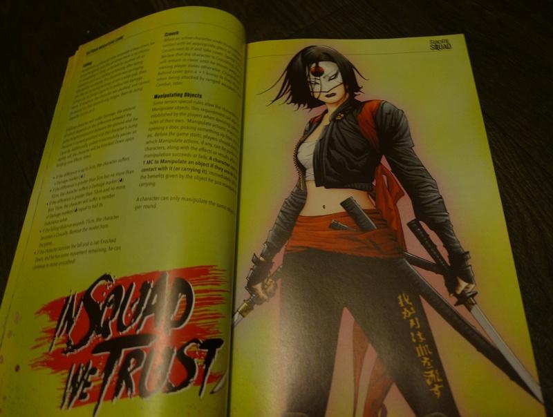 présentation - présentation du jeu batman miniature et Open box du Suicide Squad 410