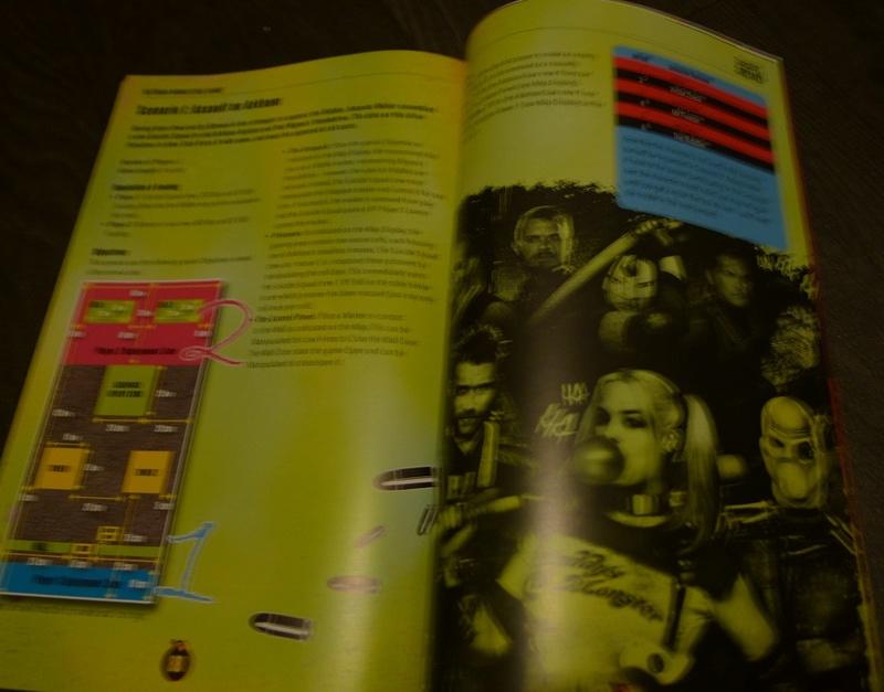 présentation - présentation du jeu batman miniature et Open box du Suicide Squad 510