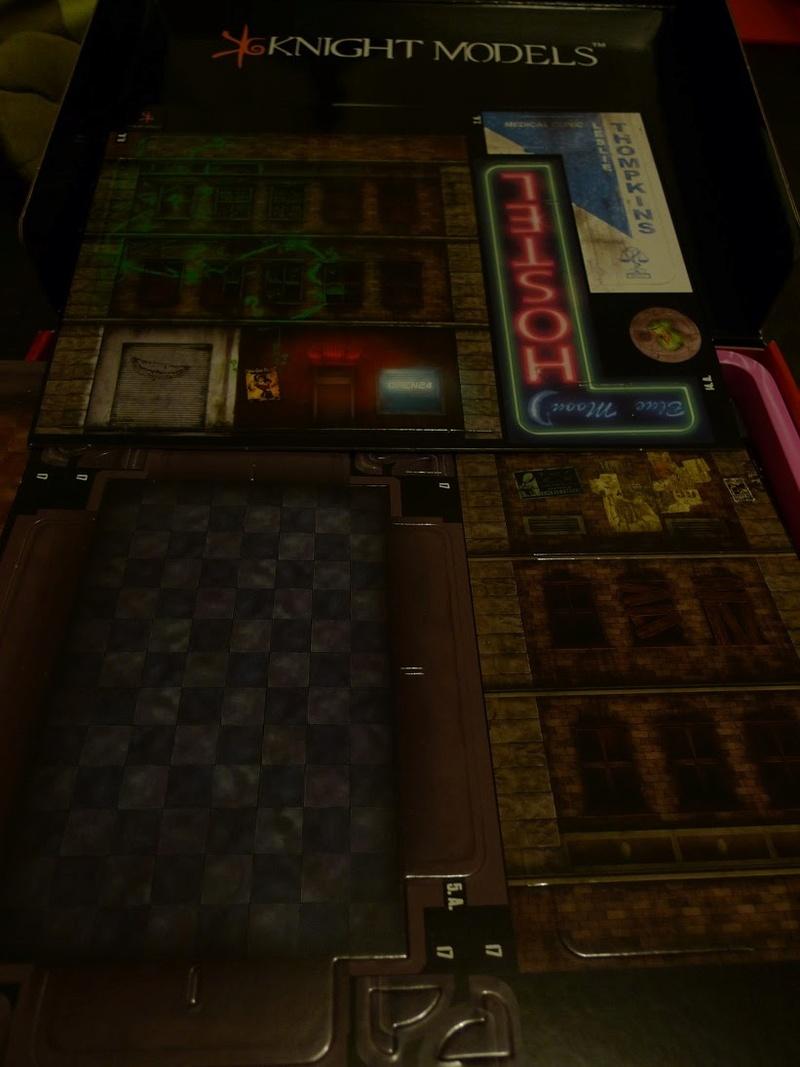 présentation - présentation du jeu batman miniature et Open box du Suicide Squad 610