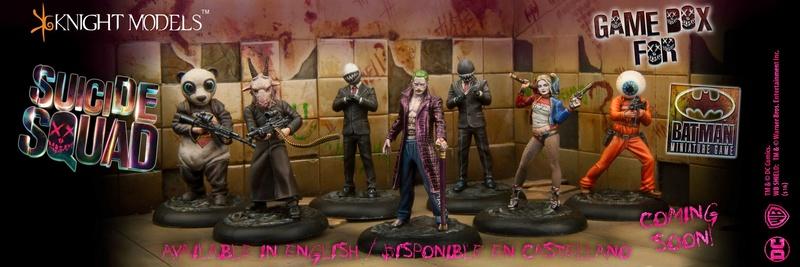 présentation - présentation du jeu batman miniature et Open box du Suicide Squad The-jo10