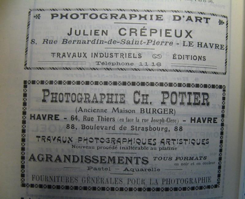Havre - Années photos anciennes du Havre  Photo_20