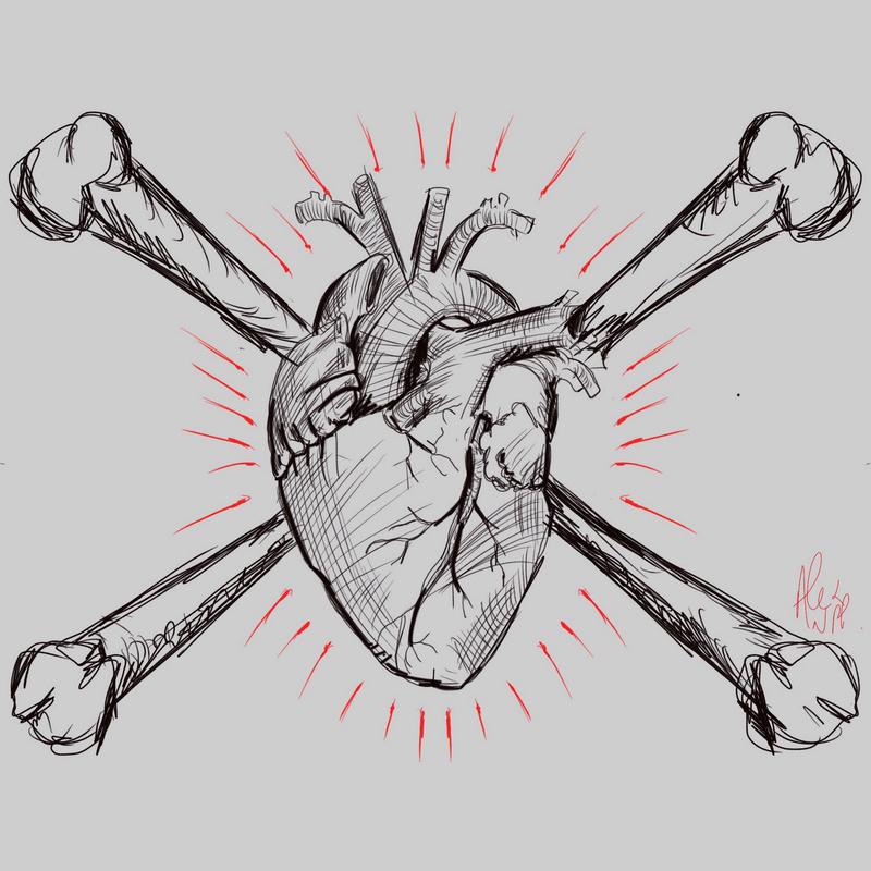 Ballade •après• toi Coeur10