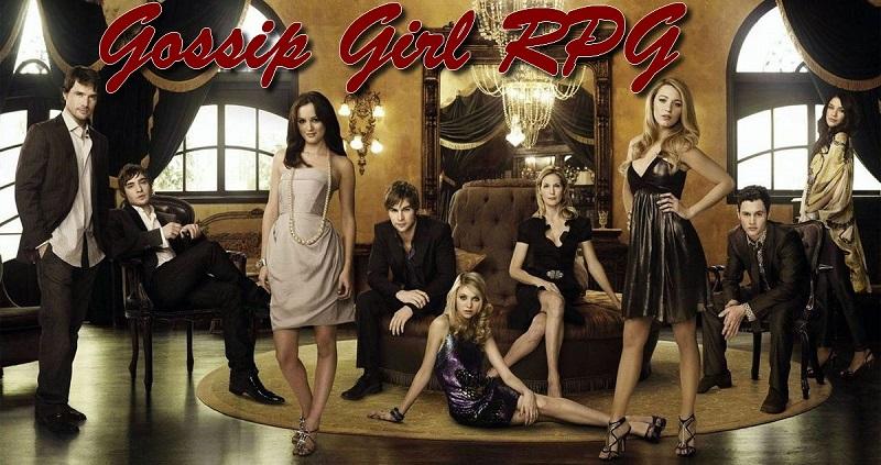 Gossip Girl RPG
