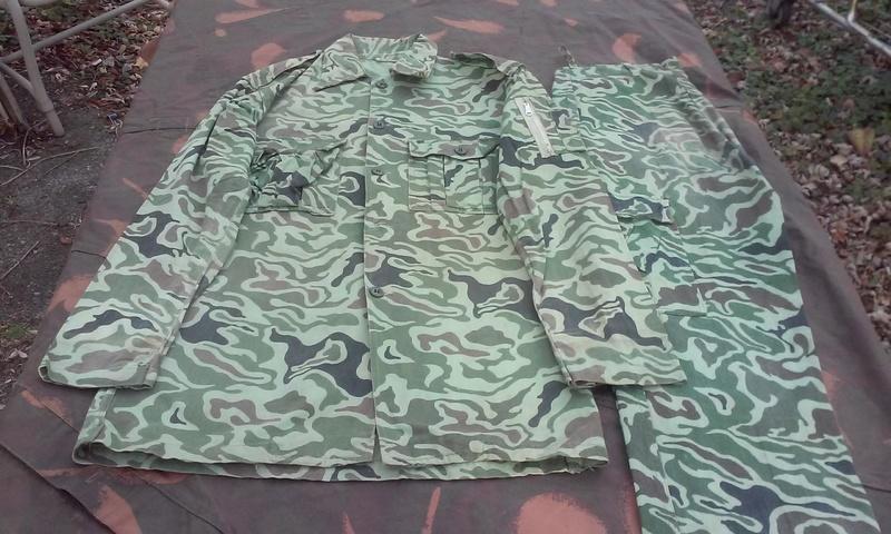 Ethiopian DERG Camo Uniform Ethiop10