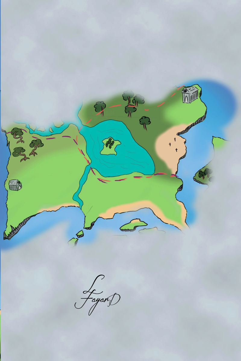 Carte du monde de Maurëen Carte_11