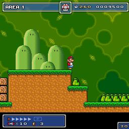Super Mario Bros: Again Screen27