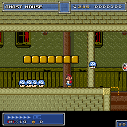 Super Mario Bros: Again Screen33