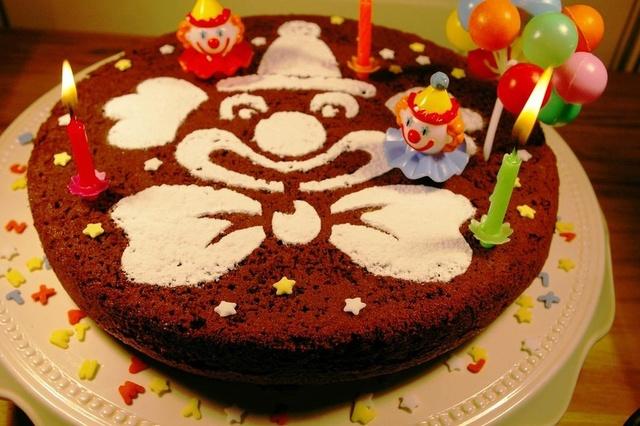 Bon anniversaire, Jean Kiri Clown10