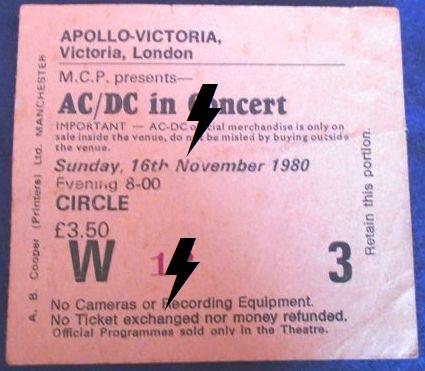 1980 / 11 / 16 - UK, London, Victoria Apollo Theatre 16_11_10