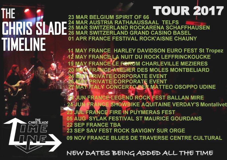 On Tour 2017 C-3rg510