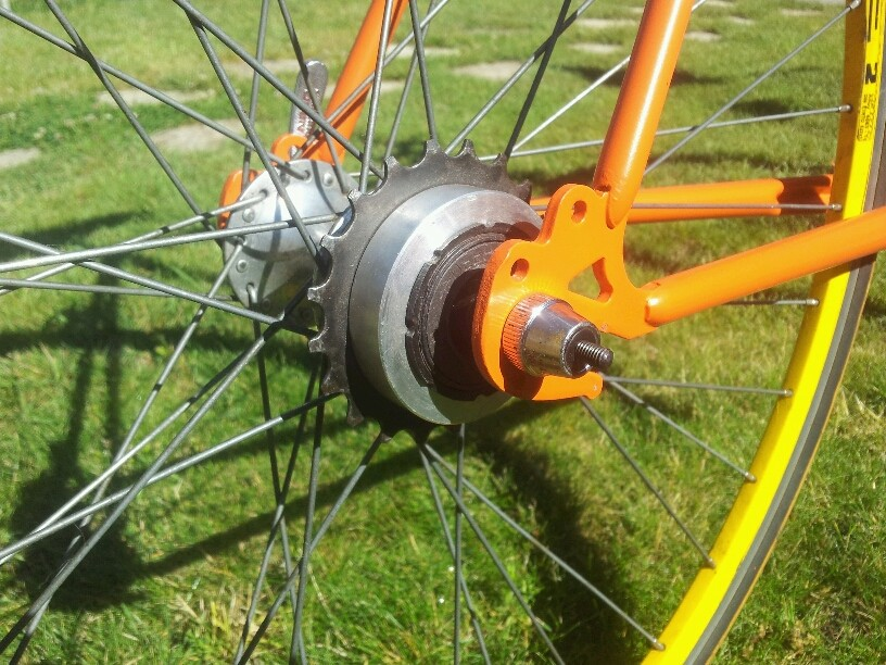 SINGLE SPEED (Ex. Jacques ANQUETIL) 2017-071