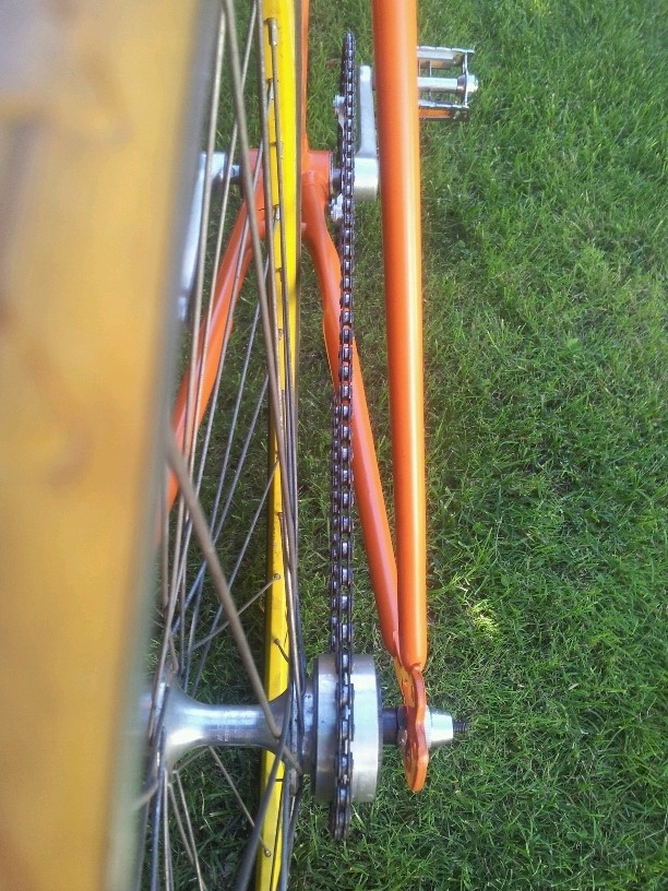 SINGLE SPEED (Ex. Jacques ANQUETIL) 2017-081