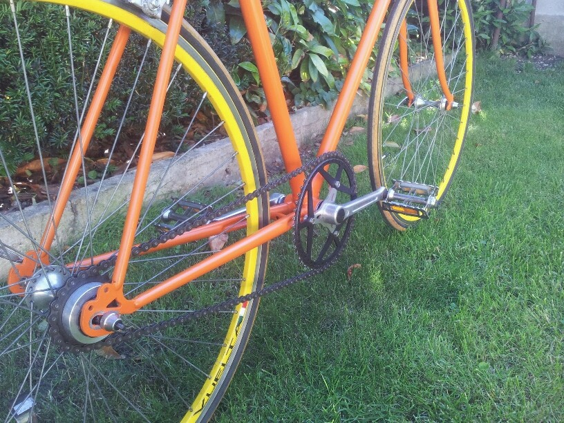 SINGLE SPEED (Ex. Jacques ANQUETIL) 2017-082