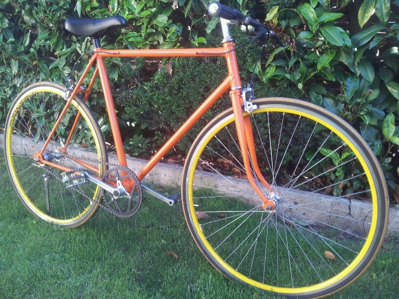 SINGLE SPEED (Ex. Jacques ANQUETIL) 2017-083