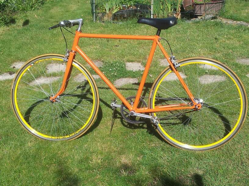 SINGLE SPEED (Ex. Jacques ANQUETIL) 2017-088